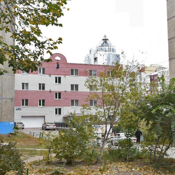 Бизнес-центр на ул. Новоузенская, 22