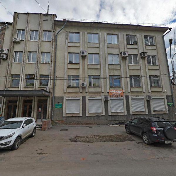 Офисное здание на ул. Галактионовская, 11