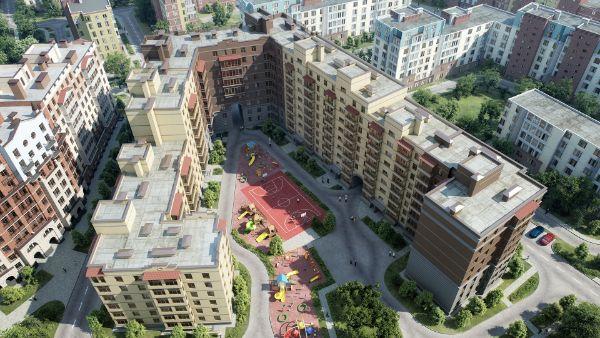 9-я Фотография ЖК «Пятницкие кварталы»