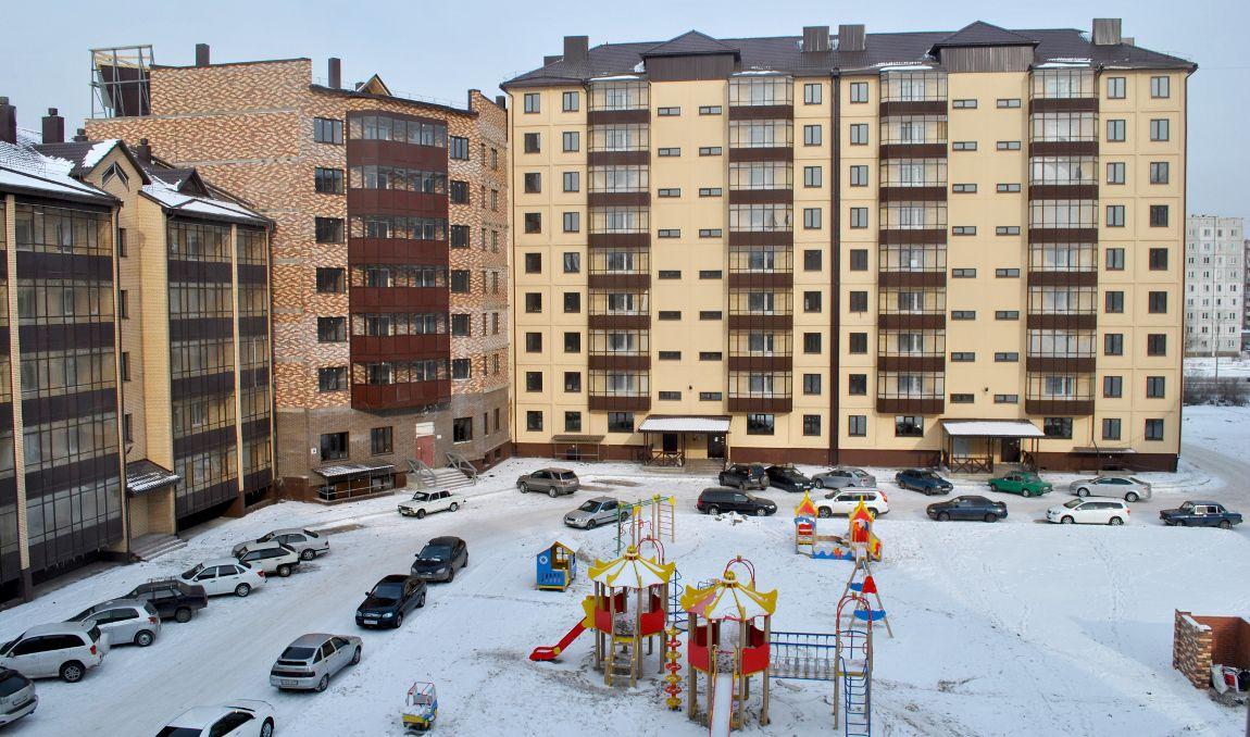 купить квартиру в ЖК по ул. Некрасова, 41