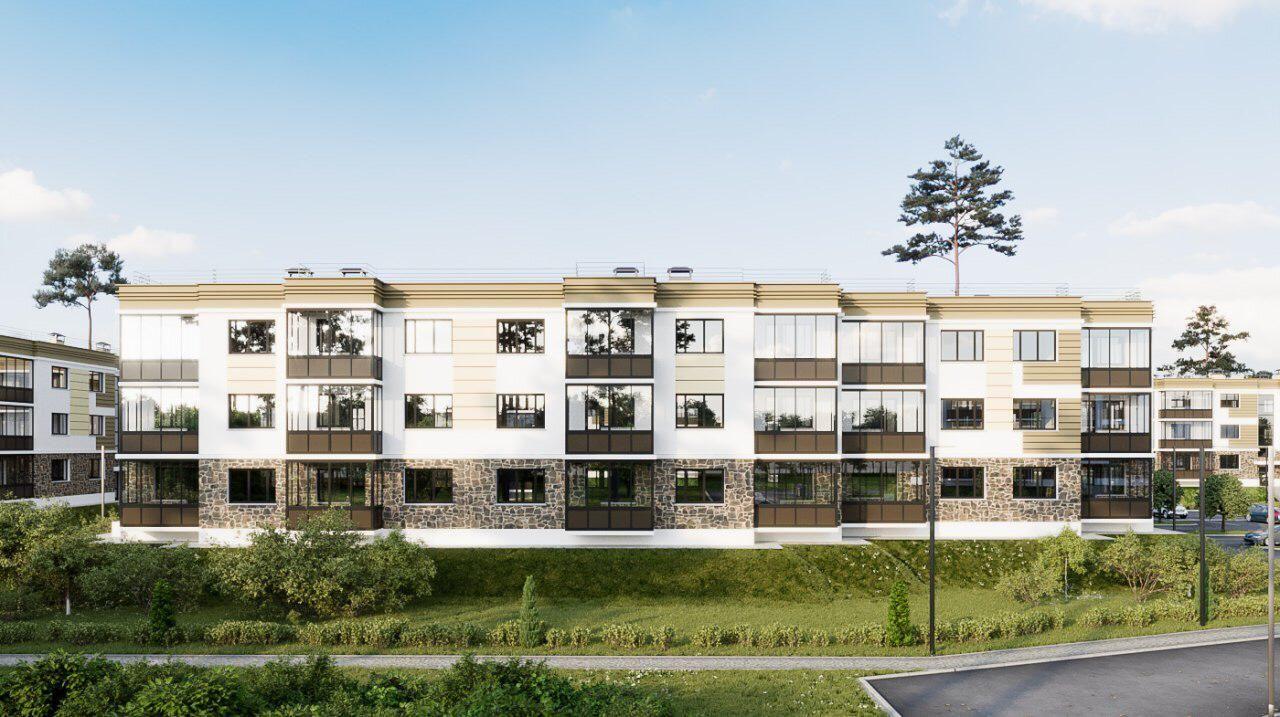купить квартиру в ЖК Маленькая Швейцария