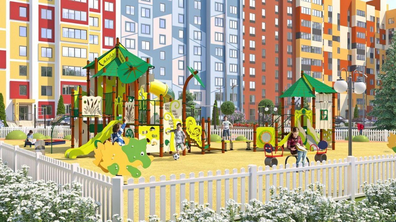 купить квартиру в ЖК СМАРТ дом на Славянском проспекте