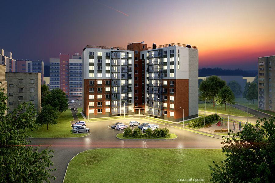 жилой комплекс по ул. Гражданская