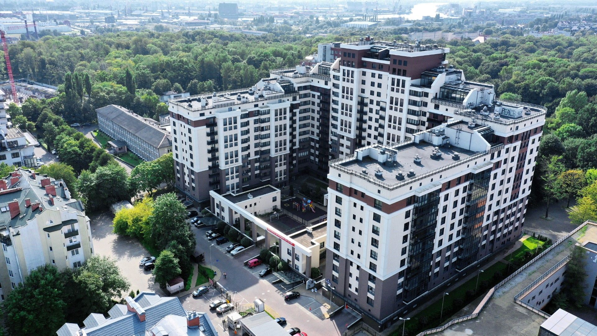 жилой комплекс Karlshof (Карлсхоф)