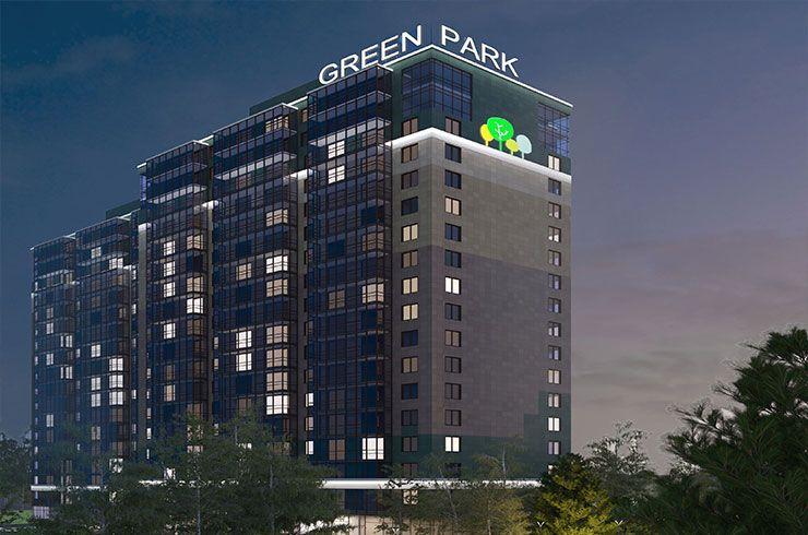 жилой комплекс Green Park (Грин Парк)