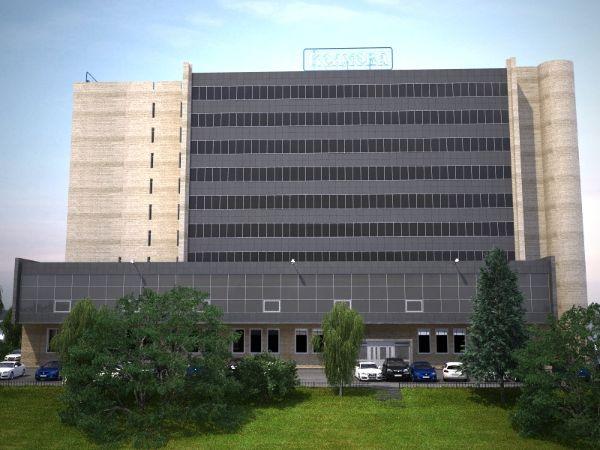 Деловой центр Волхова