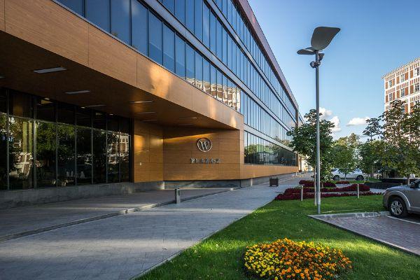 Бизнес-центр W-Plaza II