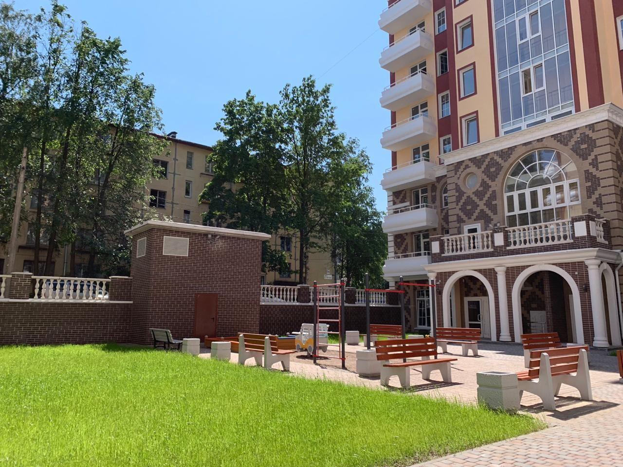 купить квартиру в ЖК Шереметевский дворец