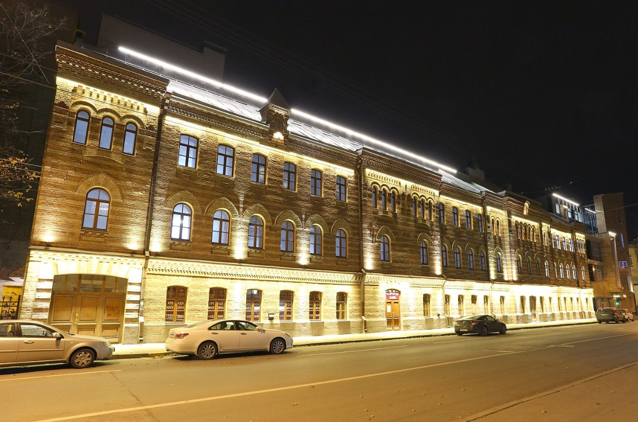 Бизнес Центр Сенатор на ул. Большая Пушкарская, 22