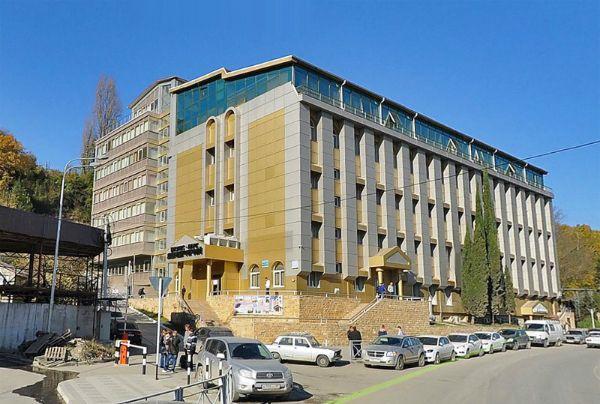 Бизнес-центр Дендрарий