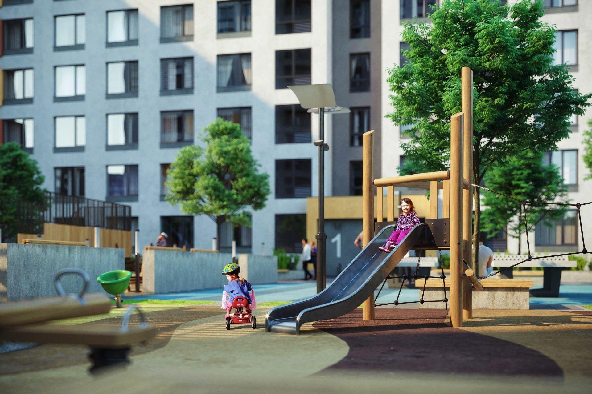 жилой комплекс лайф-проект Сказка