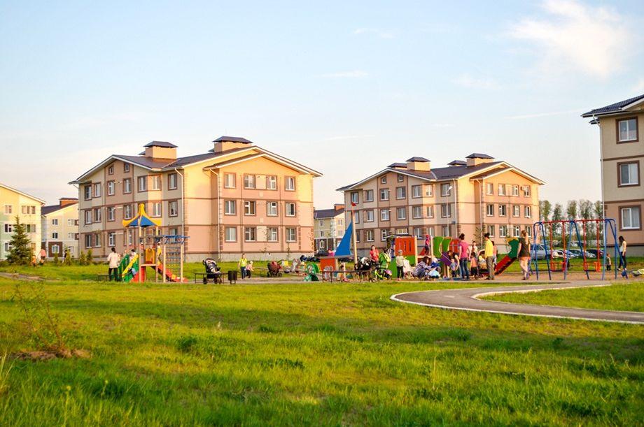жилой комплекс Светлый