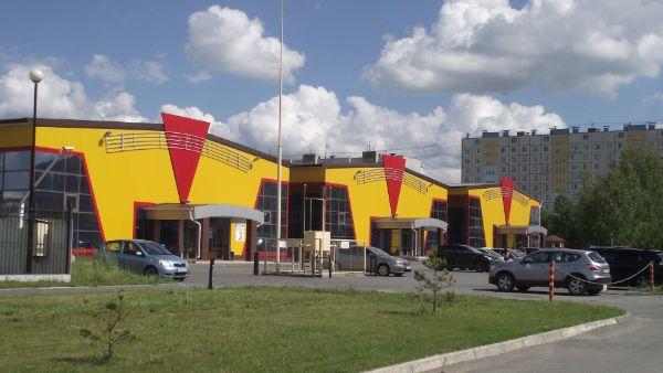 Специализированный торговый центр Мегастрой