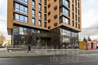 Поиск офисных помещений Андроньевская Большая улица Аренда офиса 7 кв Живарев переулок