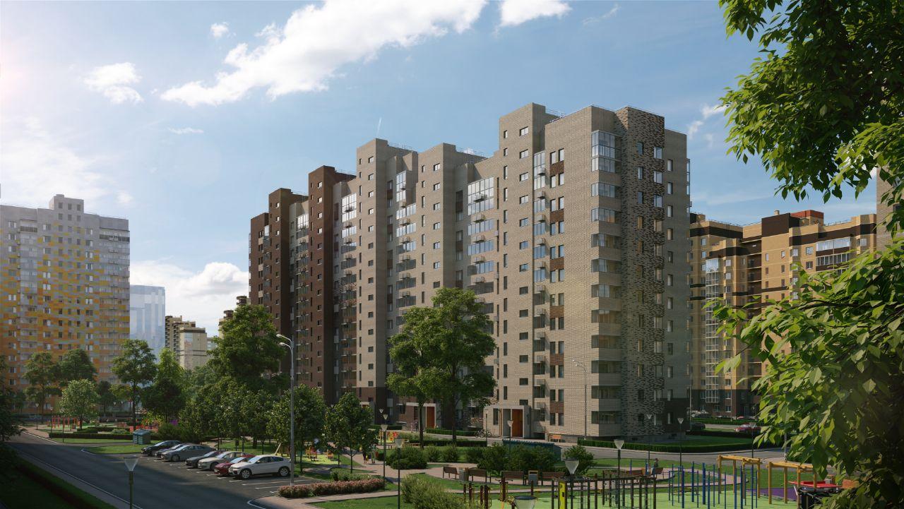 купить квартиру в ЖК Лукино-Варино