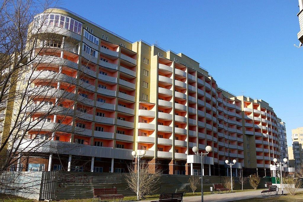 жилой комплекс ул. Менжинского