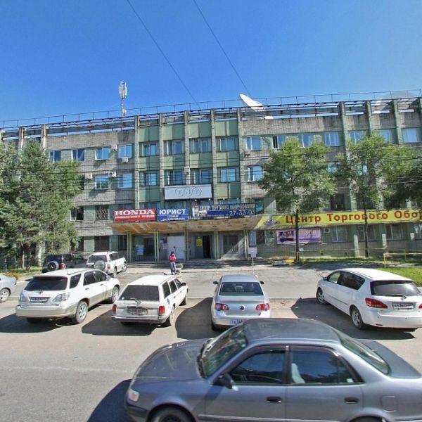 Торгово-офисный комплекс на ул. Промышленная, 20
