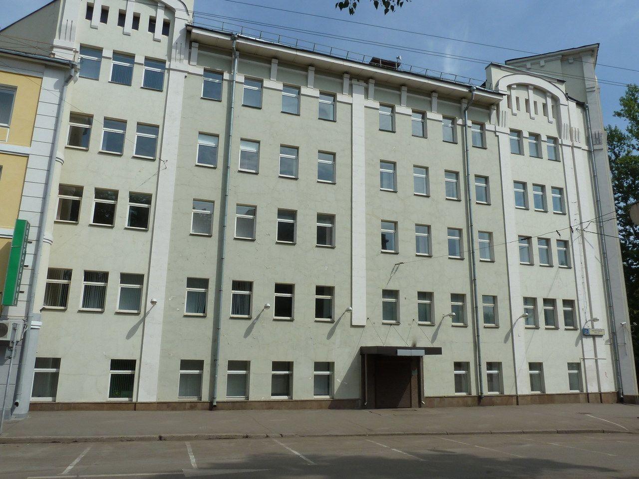Помещение для фирмы Институтский 1-й проезд недвижимость в тобольске коммерческая