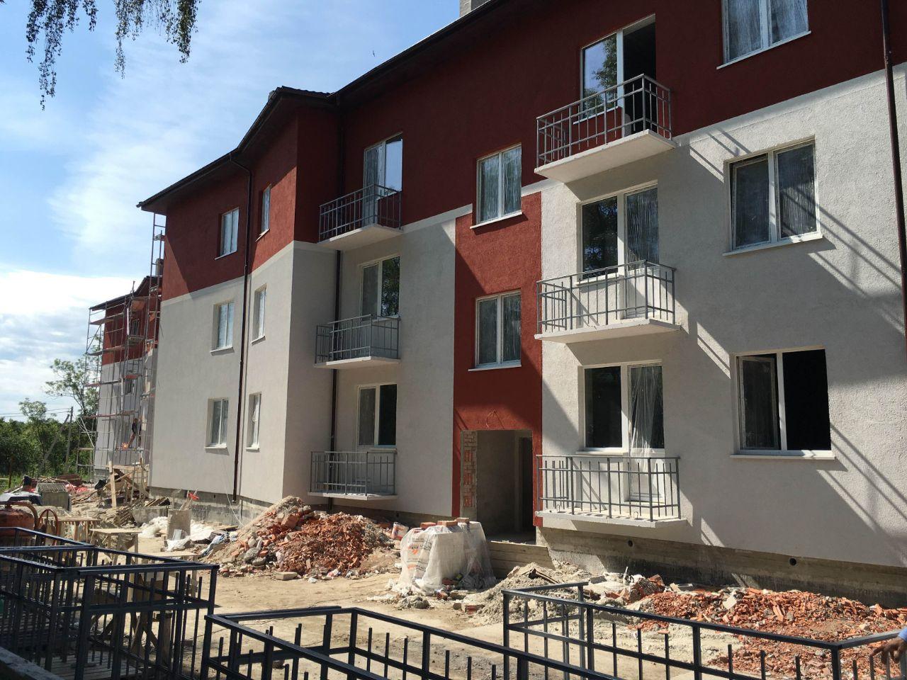 купить квартиру в ЖК по ул. Суворова, 137А