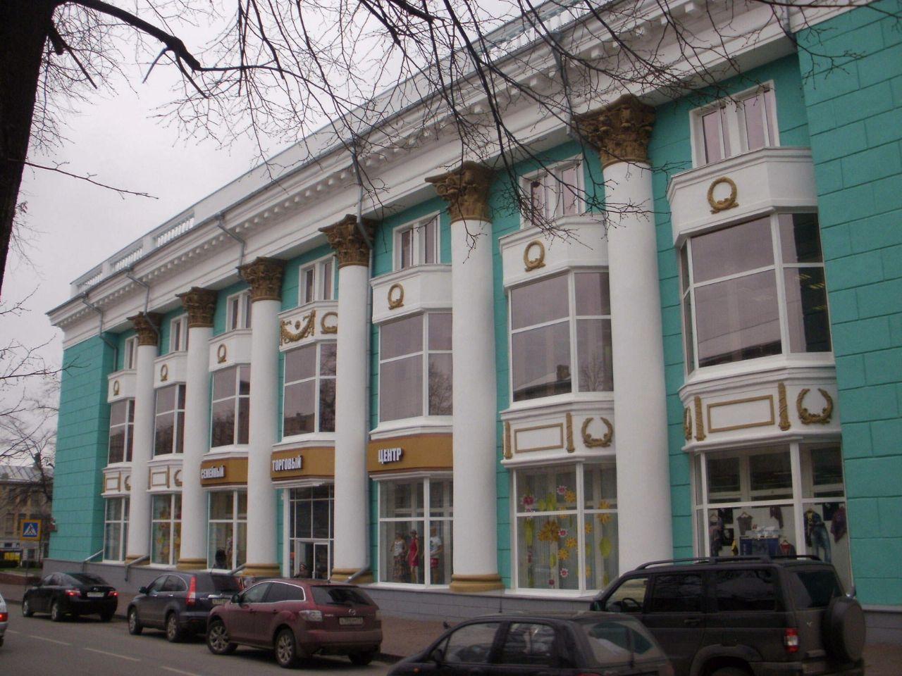 Коммерческая недвижимость в городе семей поиск помещения под офис Овражная улица