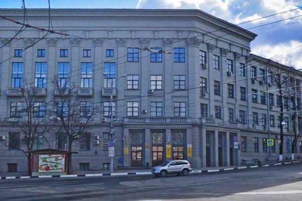 Бизнес-центр на ул. Костина, 2