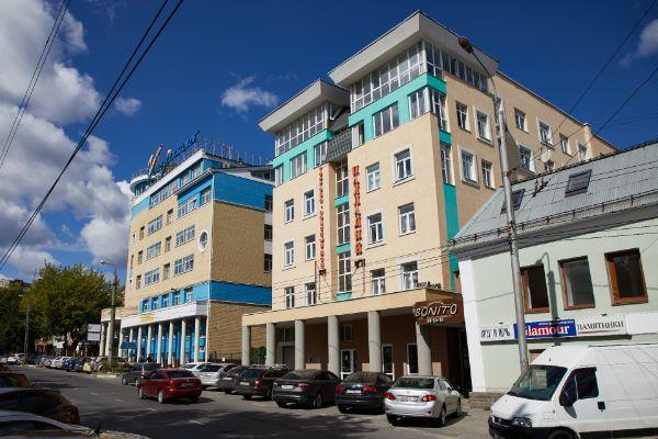Торгово-офисный комплекс Палладий