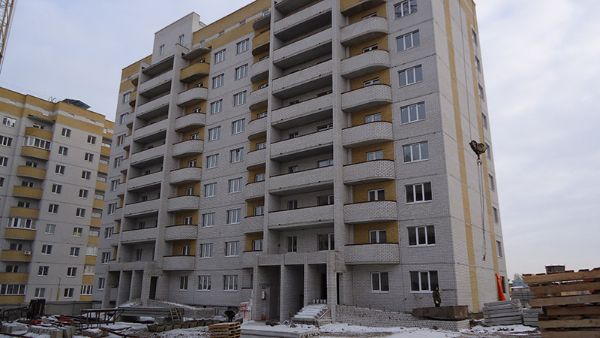 1-я Фотография ЖК «Уютный (ул. Урывского)»