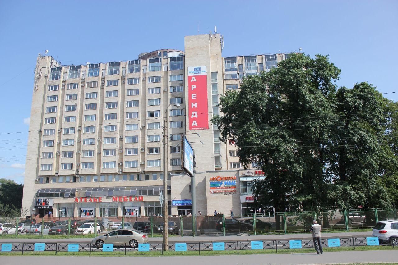 аренда помещений в БЦ Приморский