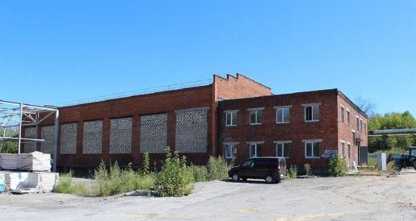 Производственно-складской комплекс на ул. Новотульская, 11