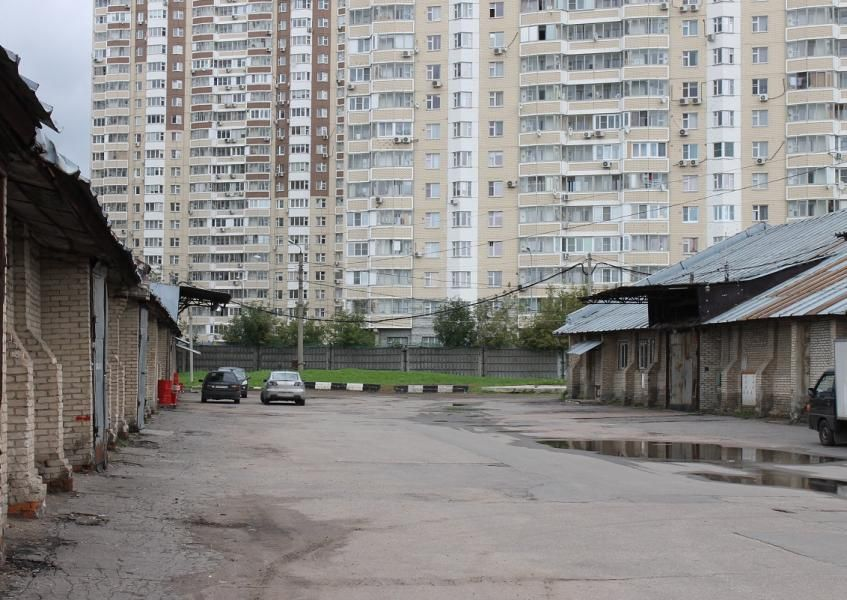 Бизнес Центр на Бережковской набережной, 20