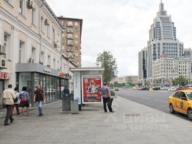 реклама сайта в интернете Садовая-Каретная улица