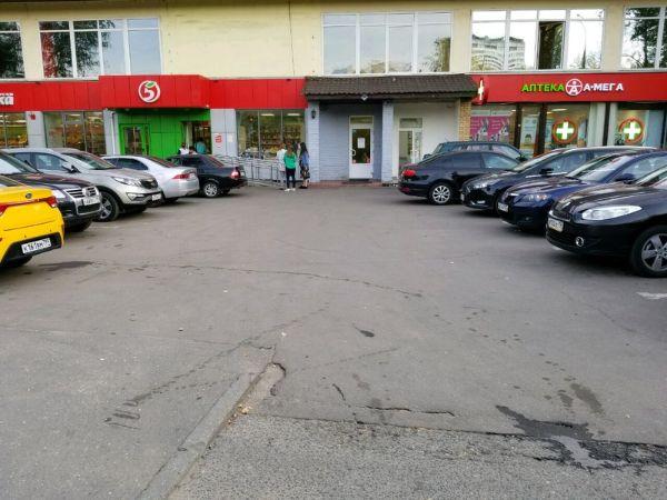 Торговый центр на Волгоградском проспекте, 152с1