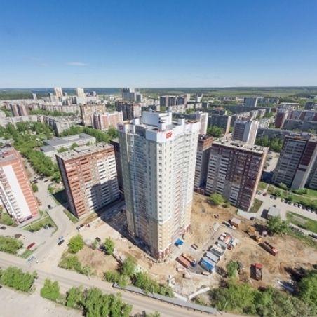 6-я Фотография ЖК «Дом по ул. Новгородцевой»