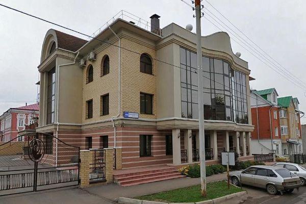 Бизнес-центр на ул. Казанская, 85
