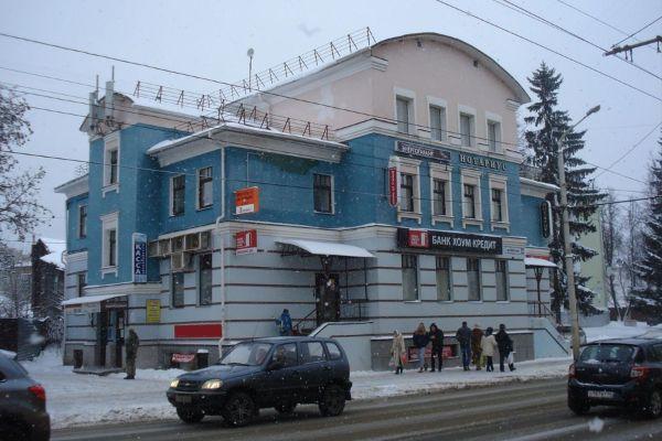 Офисное здание на ул. Советская, 69