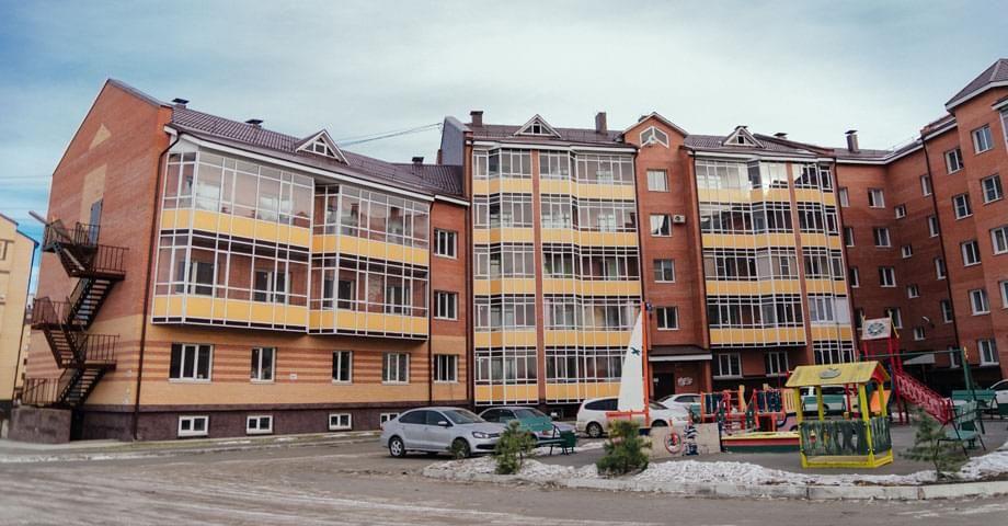 купить квартиру в ЖК По ул. Лермонтова 29