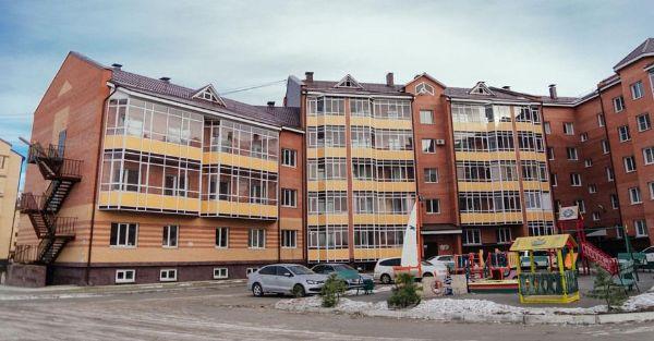 1-я Фотография ЖК «По ул. Лермонтова 29»