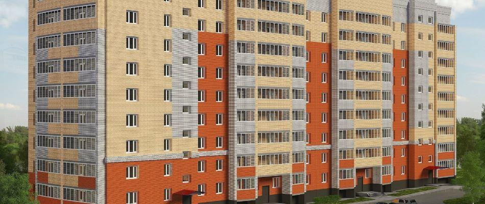 жилой комплекс пр. Ленина 85А