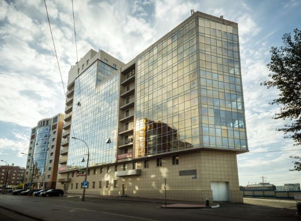 Бизнес-центр Евразия