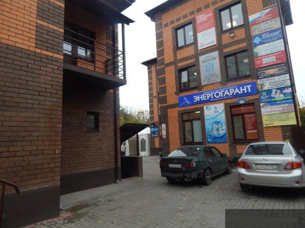 Офисное здание на ул. Тульская, 38А