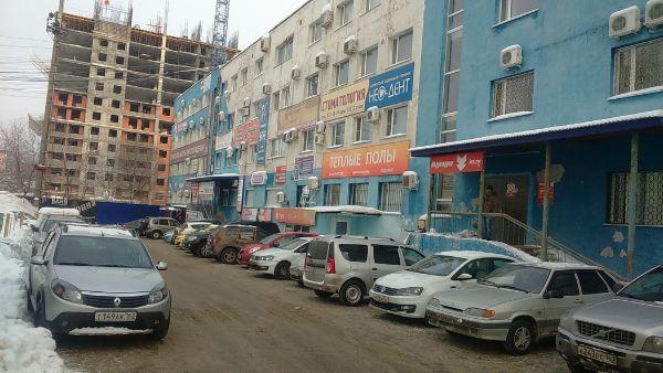 Бизнес-центр на ул. Революционная, 70с1