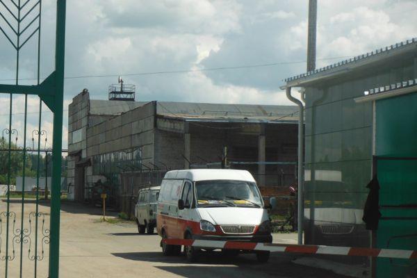 Производственно-складской комплекс на ул. Пойма, 79