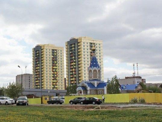 1-я Фотография ЖК «Саровский»