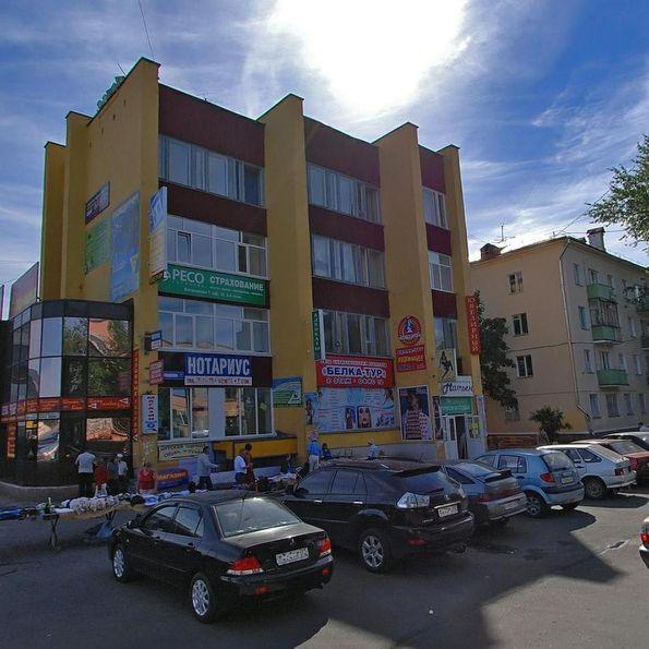 Офисное здание на ул. Батюшкова, 7
