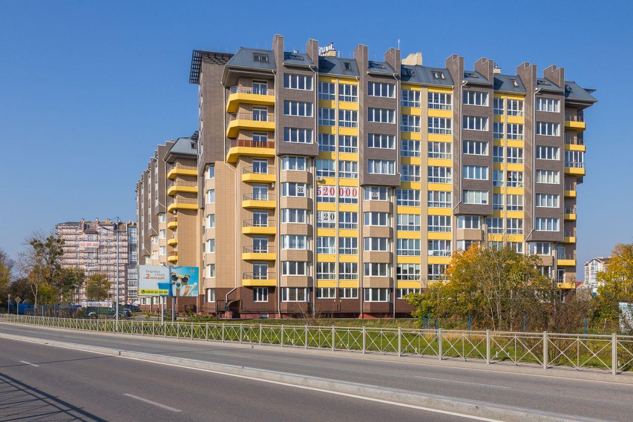 купить квартиру в ЖК Кранц-Парк
