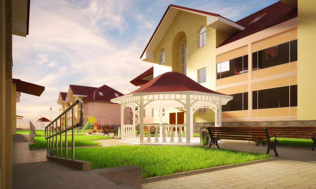 жилой комплекс Метелица