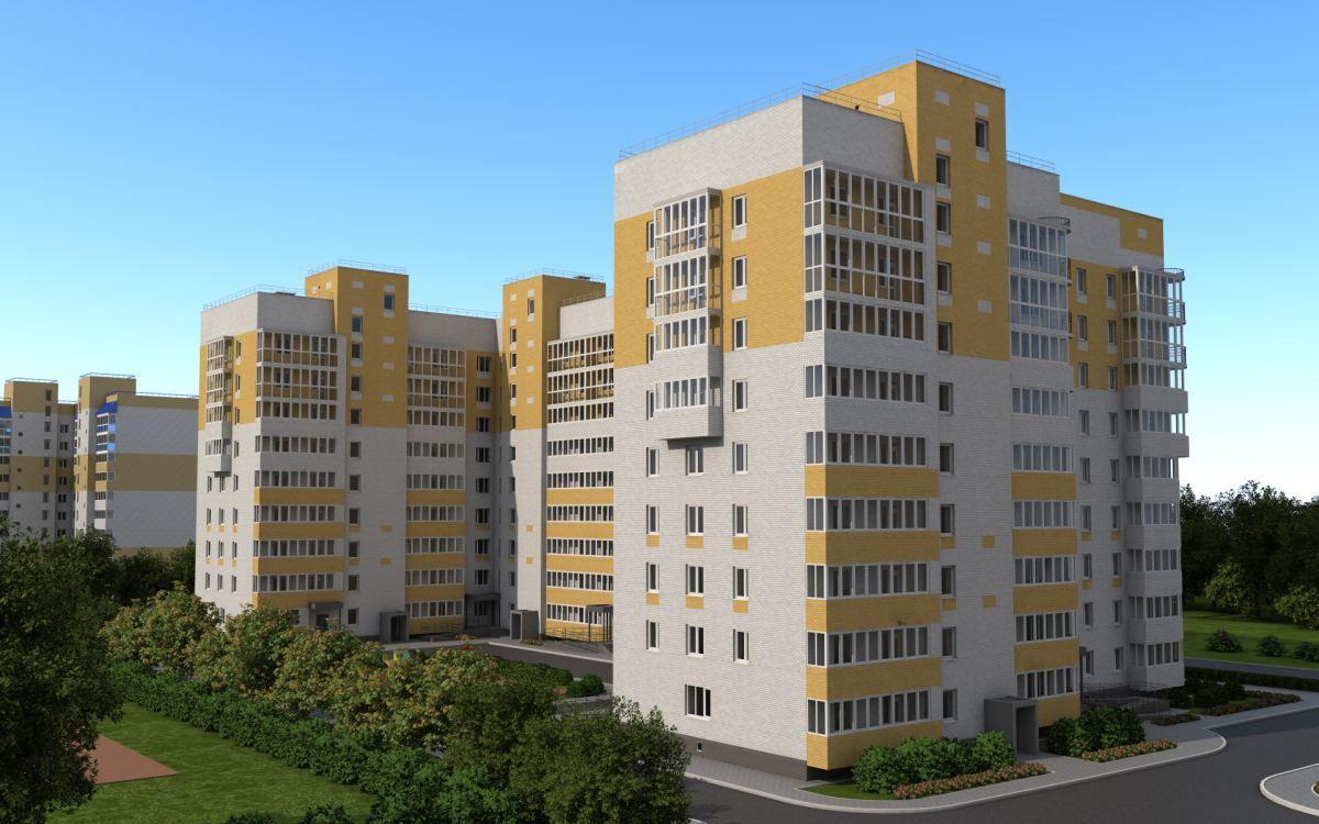 купить квартиру в ЖК мкр. Московка-2
