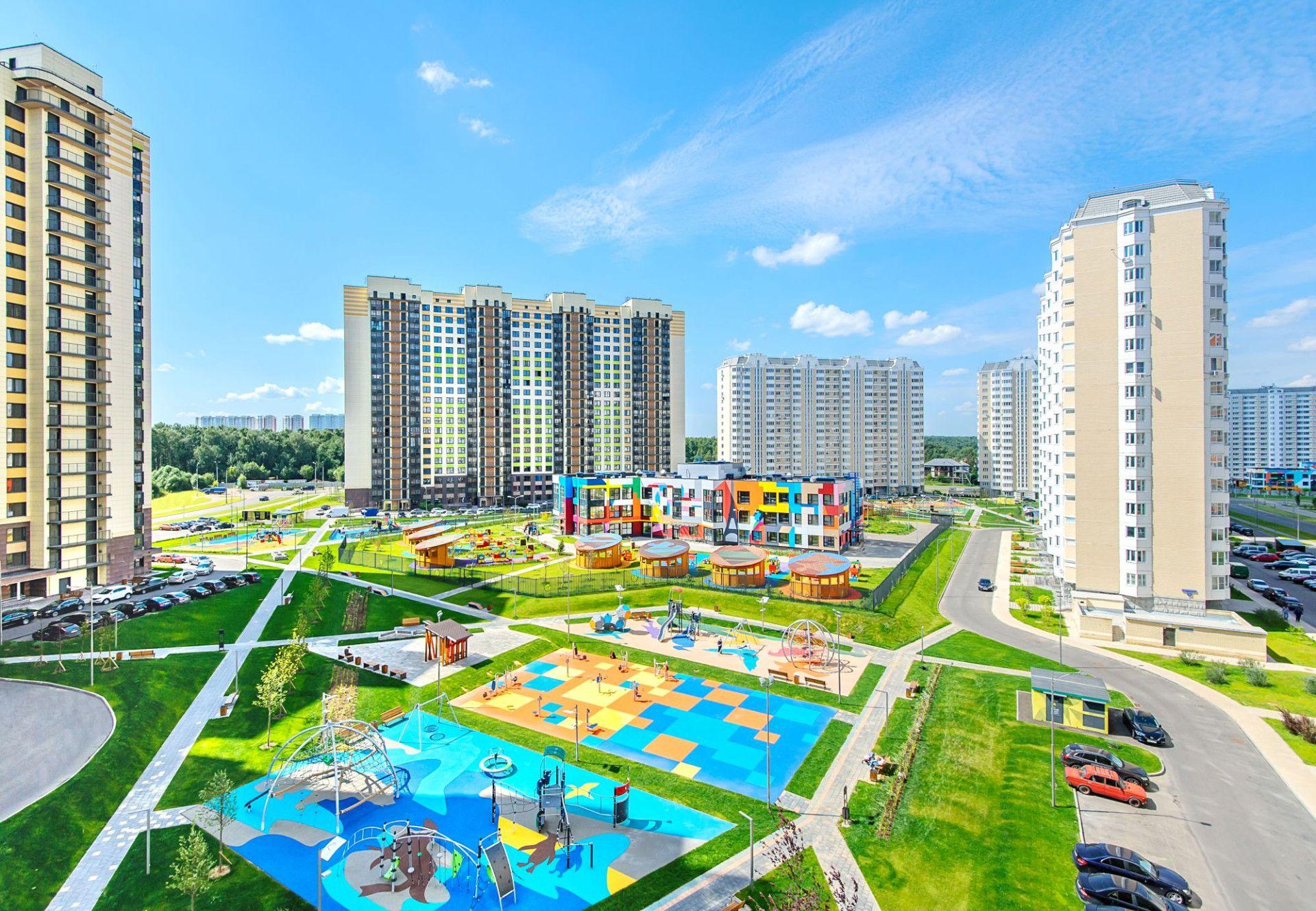жилой комплекс Переделкино Ближнее Город-парк