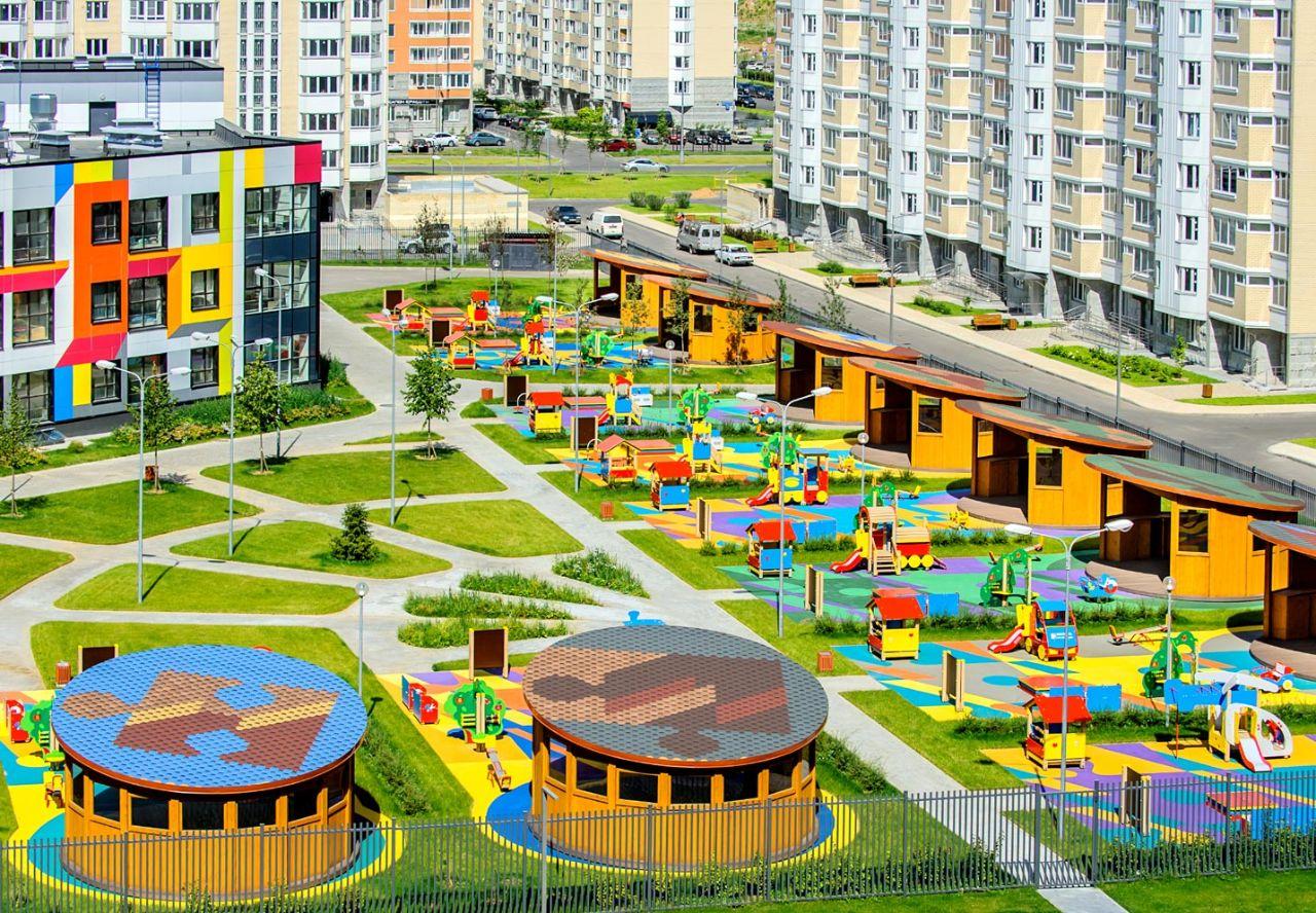 купить квартиру в ЖК Город-парк Переделкино Ближнее