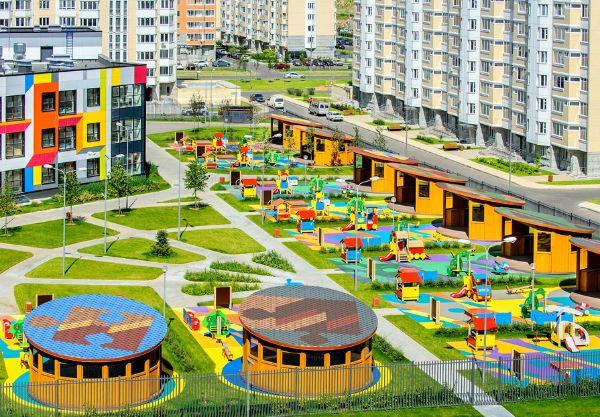 3-я Фотография ЖК «Город-парк Переделкино Ближнее»